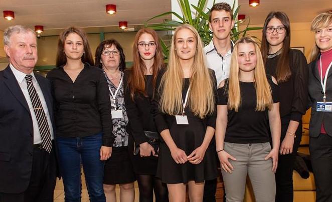 Učenici Turističko-ugostiteljske škole Antona Štifanića na državnom natjecanju Gastro u Makarskoj
