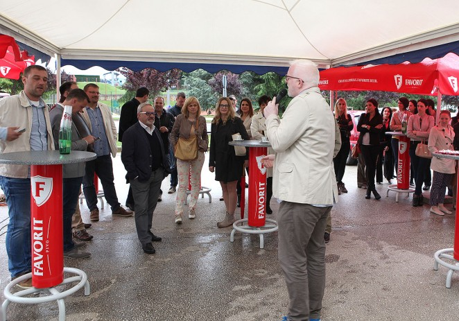 Izvlačenje sretnih dobitnika 2. Velike nagradne igre Istarskih supermarketa