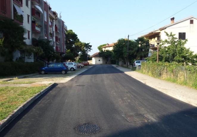 Dovršeni radovi kroz naselje M. Balote