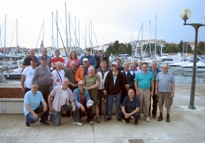 Članovi ŠRD Zubatac očistili otočiće porečkog arhipelaga