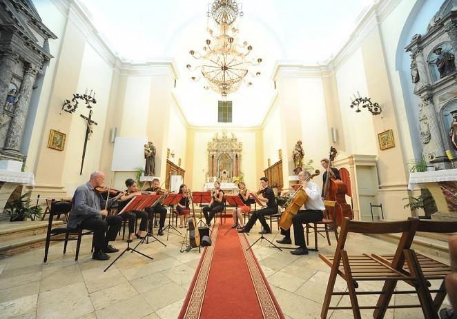 U crkvi Sv. Martina u Taru koncert klasične glazbe u četvrtak, 25. kolovoza