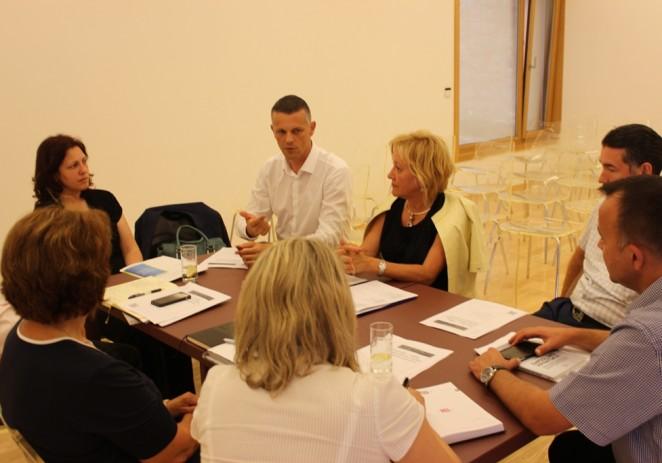Održana sjednica Savjeta za gospodarstvo Istarske županije
