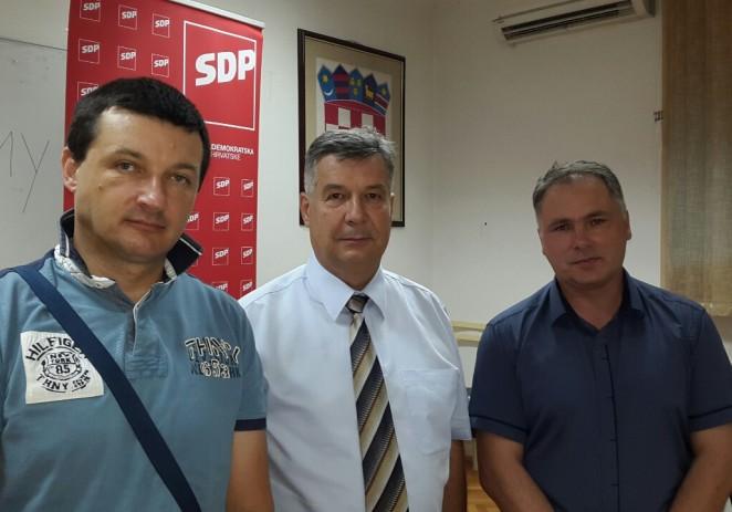 Održani izbori za Predsjednika i izborna Konvencija GO SDP-a POREČ