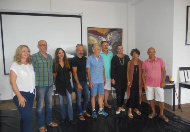 Šestero talijanskih umjetnika stvara u Poreču