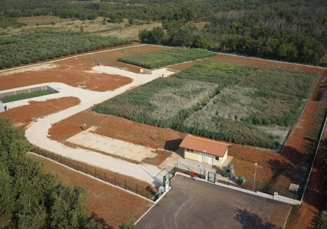 Kanalizacijski sustav i uređaj za pročišćavanje otpadnih voda Općine Kaštelir – Labinci