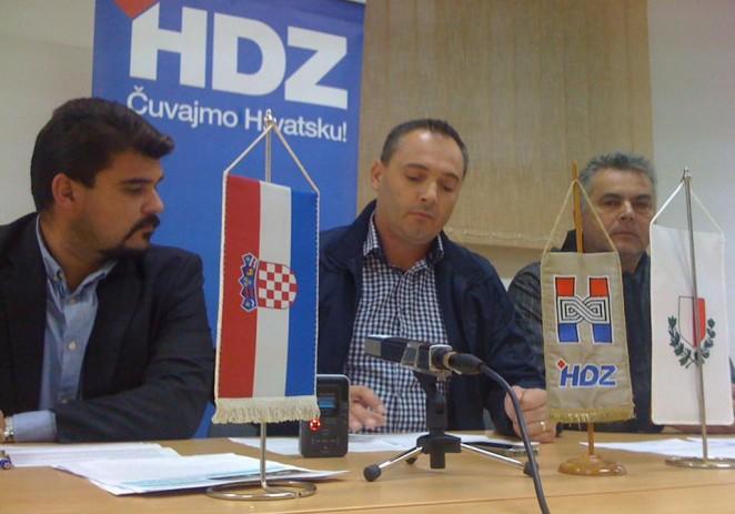 Priopćenje za javnost predsjednika HDZ-a Poreč, g. Dražena Prgića