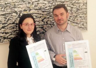 Objekti Pučkog otvorenog učilišta Poreč vlasnici energetskih certifikata najviših kategorija