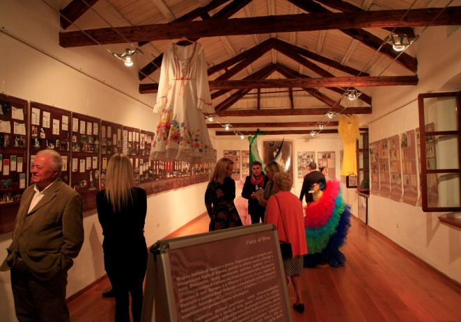 U Poreču otvorena izložba o povijesti operete