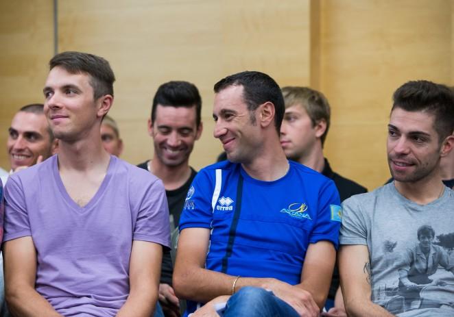 Vincenzo Nibali dolazi na Tour of Croatia 2017