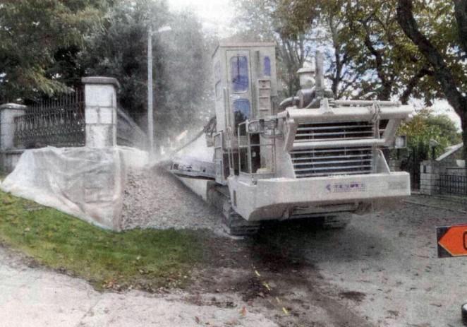 Gradnja prve faze kanalizacije u Baderni gotova do kraja prosinca