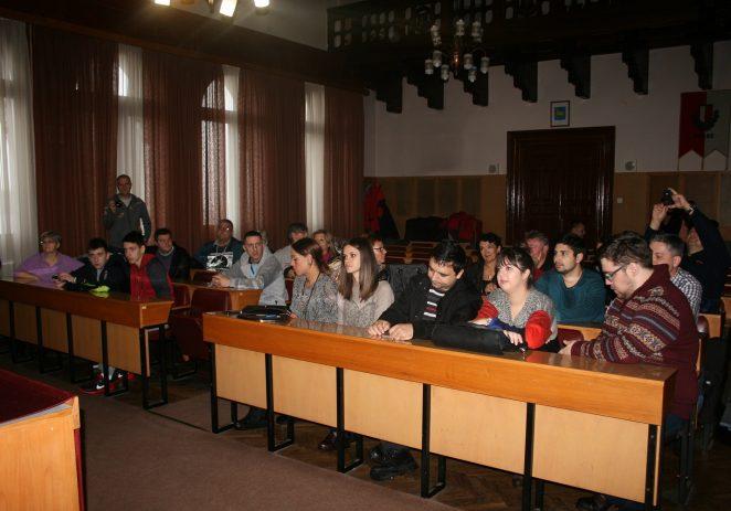 Održan prijem za delegaciju iz Kikinde