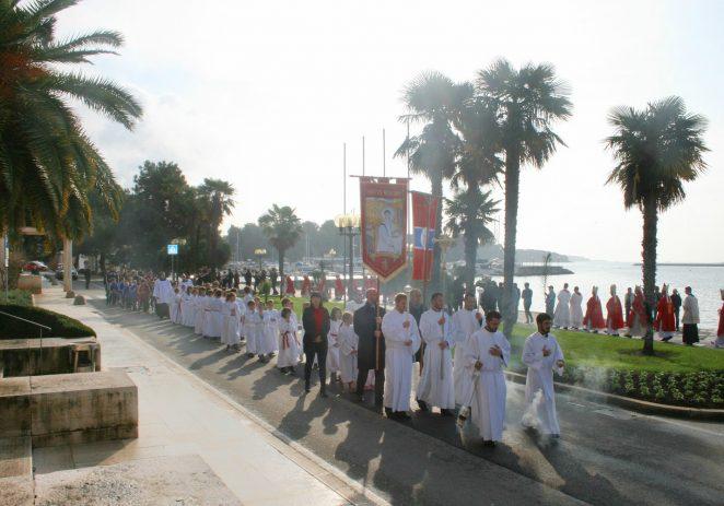 Svečanom misom i procesijom proslavljen blagdan porečkog zaštitnika Sv. Maura