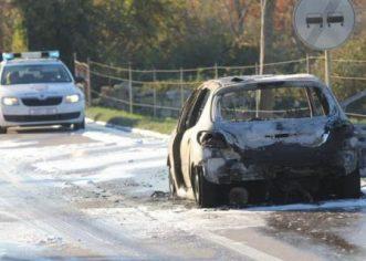 Peugeot planuo u vožnji kod Svetog Lovreča