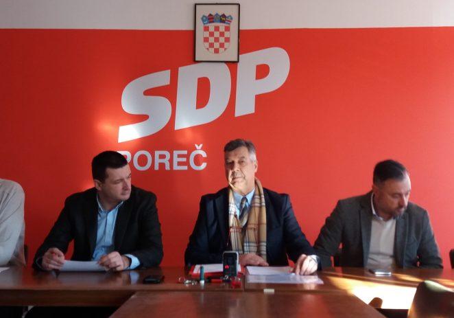 PRIOPĆENJE ZA JAVNOST SDP-a Poreč na temu izglasavanja Proračuna Grada Poreča-Parenzo za 2017.