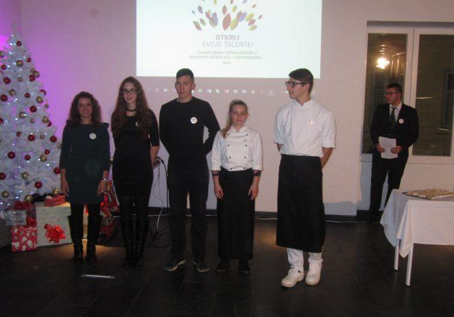 Turističko-ugostiteljska škola Antona Štifanića Poreč aktivno se uključila u Europski tjedan vještina stečenih u strukovnom obrazovanju