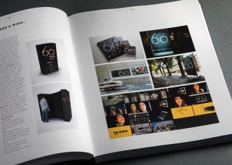 U knjizi s 26 najboljih kreativnih direktora iz čitave regije i dva iz Istre te radovi koji promoviraju istarsku kulturu