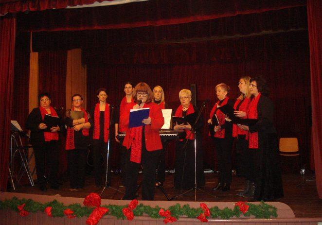 """U Višnjanu održan Božićni koncert """"Radujemo se Božiću"""""""