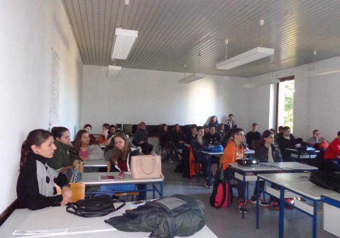 Održano predavanje učenicima TUŠ A. Štifanića na temu kampinga