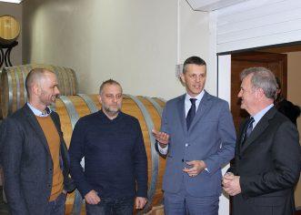 Župan Flego posjetio Agrolagunu