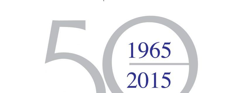 Logo UO Poreč 50 godina