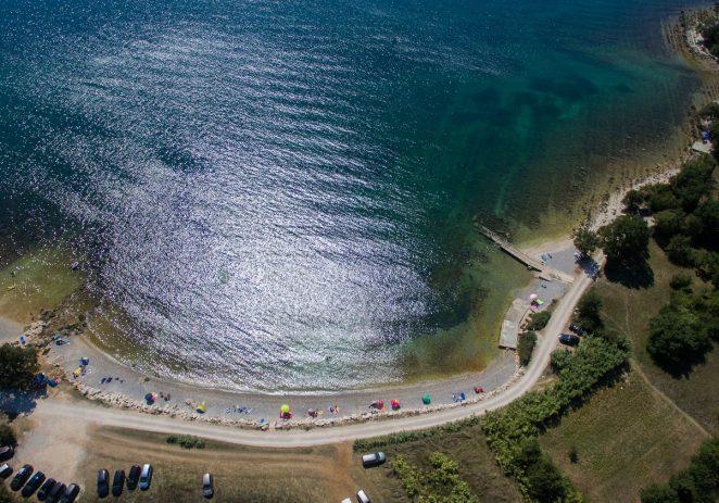 U tri godine Poreč uredio pet gradskih plaža