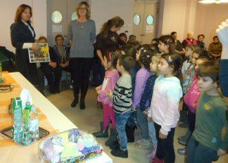 U Domu za starije i nemoćne osobe u Poreču danas je svečano obilježena 9. godišnjica otvorenja Poludnevnog boravka za starije osobe