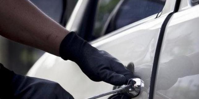 Uhićen provalnik u vozila