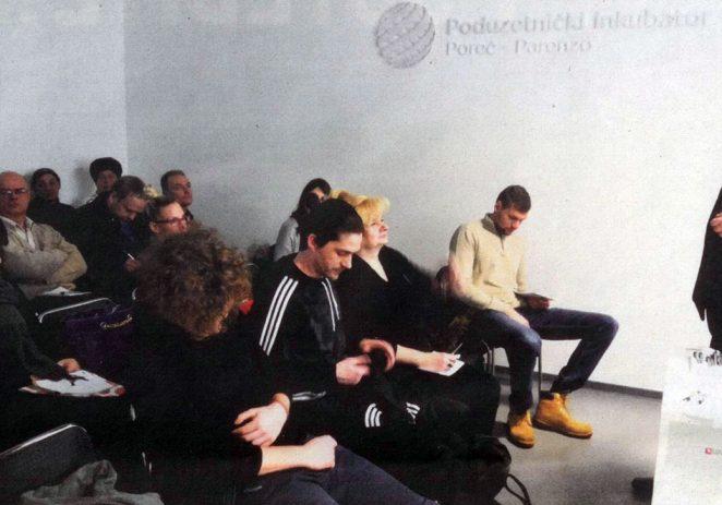 Besplatna edukacija o internet poslovanju polučila je velik interes Porečana