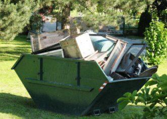 Obavijest o prikupljanju krupnog otpada na području M.O. J. Rakovac
