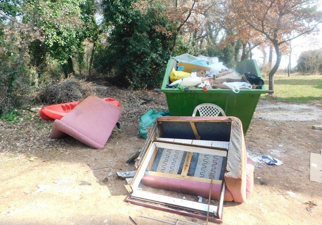 Obavijest o prikupljanju krupnog otpada na području M.O. M. Balota