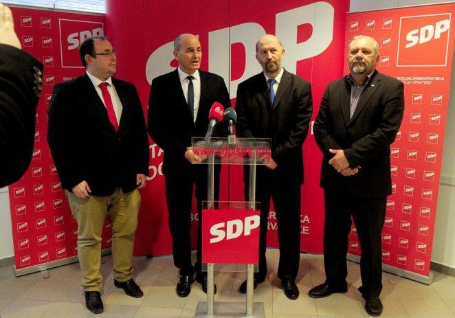 Marino Baldini kandidat za župana koalicije SDP-HSU