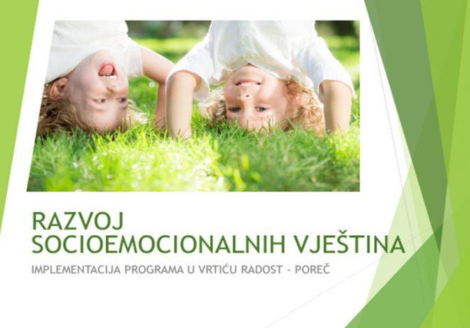 Za predškolarce Poreča: Razvoj socioemocionalnih vještina
