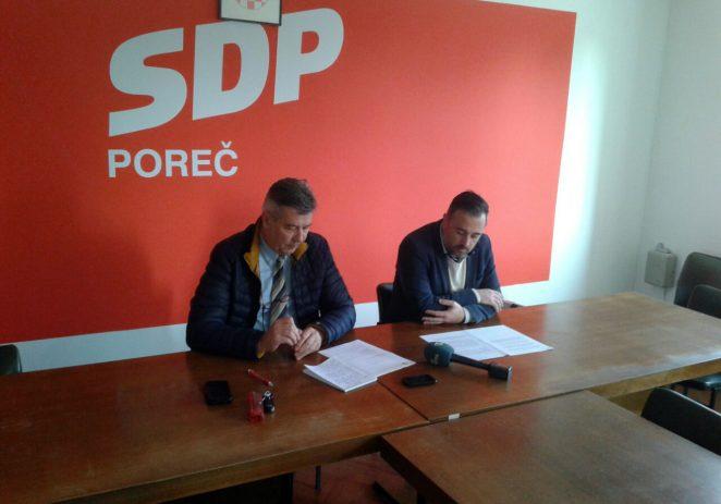 SDP Poreča: za sport u Poreču