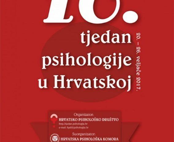 10. Tjedan psihologije u Poreču