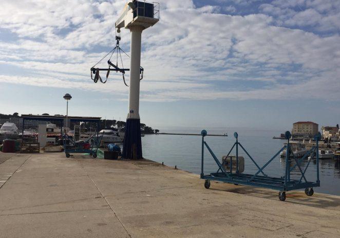 Nema čišćenja i bojanja brodica u porečkoj lučici bez sustava pročišćavanja otpadnih voda