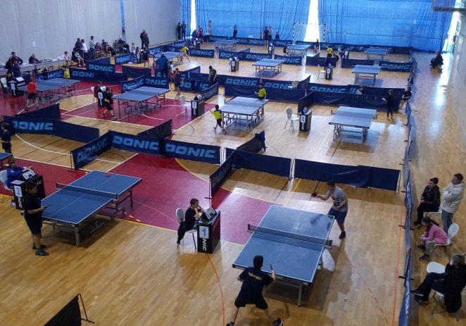 Stolnotenisači Tara nastupili na Prvenstvu Istre u stolnom tenisu