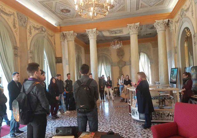 Učenici i profesori Tuš A. Štifanića posjetili Državni arhiv u Pazinu i Muzej turizma u Opatiji