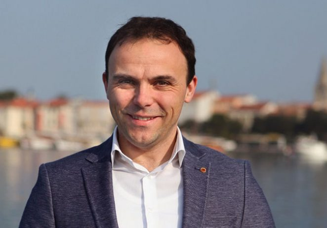 Loris Peršurić kandidat IDS-a za gradonačelnika Poreča