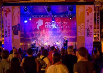 Poreč Open Air festival vraća se na ulice i trgove Poreča