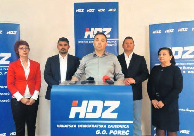 Porečki HDZ objavio nove podatke o sukobu interesa članova IDS-a