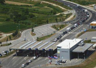 Schengenski zid: Od petka na granici sa Slovenijom ponovo zastoji i kolone