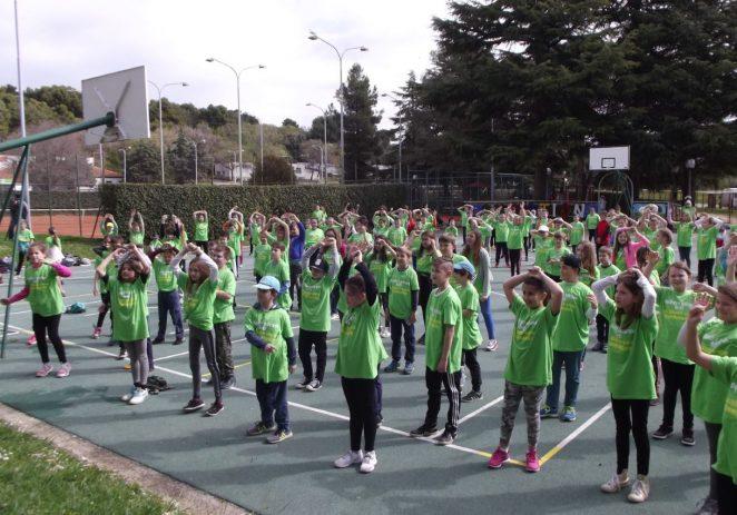 650 Porečkih osnovnoškolaca povodom Svjetskog dana zdravlja 7. 4.  provelo predivan dan u prirodi (foto album)