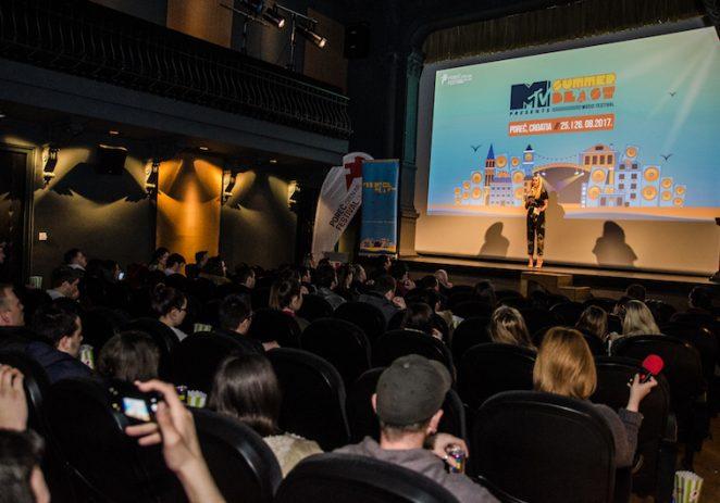 Festival MTV SummerBlast i Poreč glavne zvijezde  ekskluzivne svjetske emisije