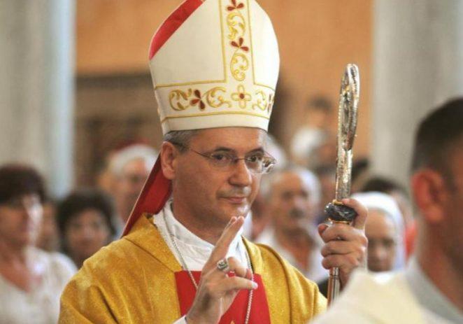 Božićna poruka biskupa Kutleše