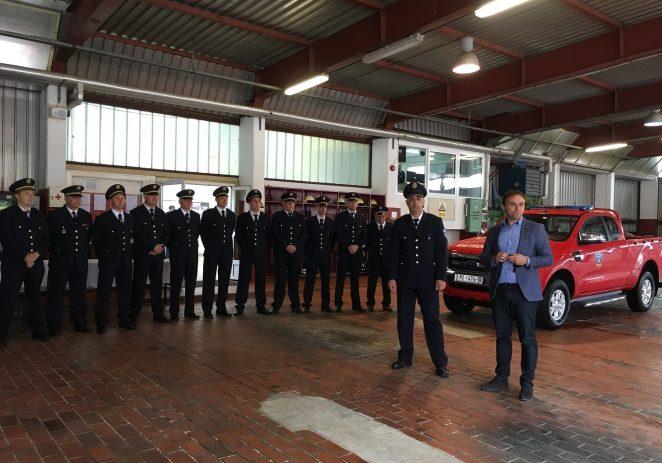 Međunarodni dan vatrogasaca – porečkim vatrogascima dva nova vozila