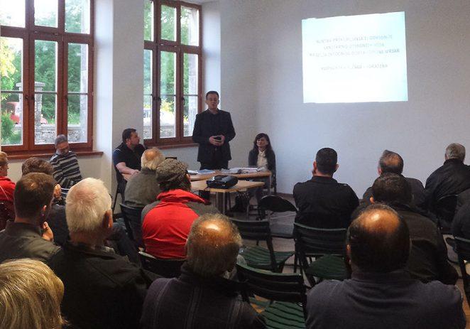 Održana prezentacija kanalizacijskog sustava Flengi-Gradina