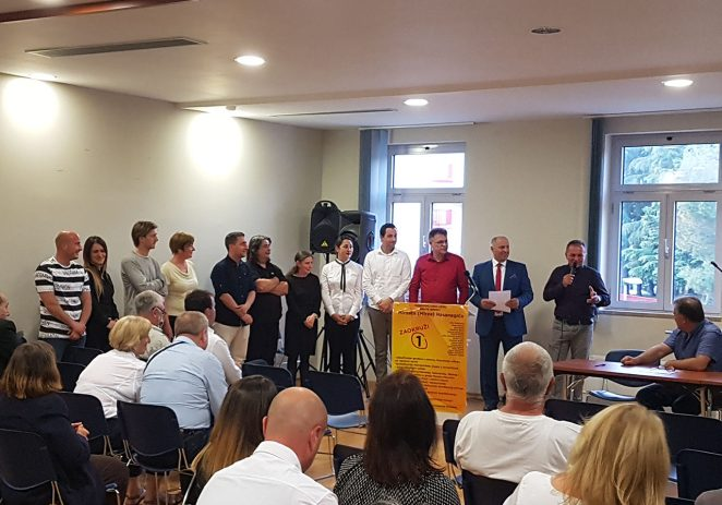 Održan predizborni skup kandidacijske liste Mirzeta (Mirze) Hasanagića