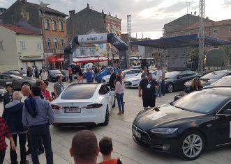 Bešumni ljepotani ponovno u Poreču: 1.lipnja održat će se Nikola Tesla EV Rally