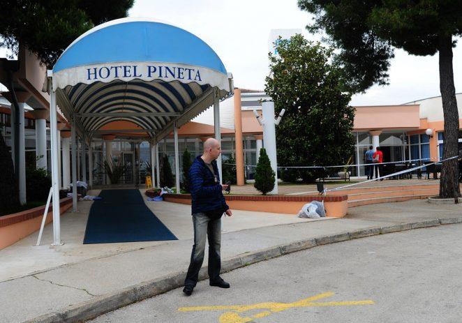 U pucnjavi u hotelu Pineta dvoje ranjenih – policija objavila fotografiju osumnjičenog