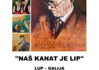 "LUP izložba "" Naš kanat je lip"""